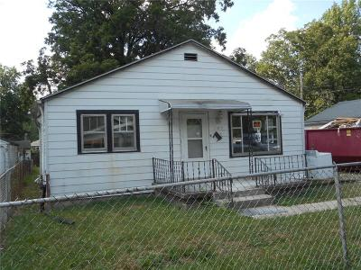 Anderson IN Single Family Home For Sale: $69,900