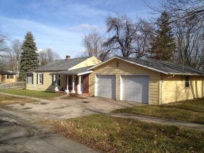 Delaware County Single Family Home For Sale: 1901 East Butler Street