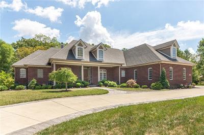 Indianapolis Single Family Home For Sale: 7545 Sedge Meadow Drive
