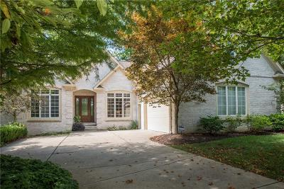 Indianapolis Single Family Home For Sale: 7982 Preservation Drive