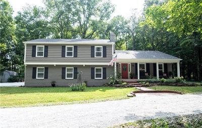 Single Family Home For Sale: 4430 East 80th Street
