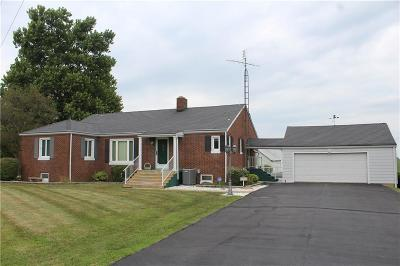 Delaware County Single Family Home For Sale: 14200 West Bethel Avenue