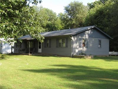 Owen County Single Family Home For Sale: 3413 Stultz Road