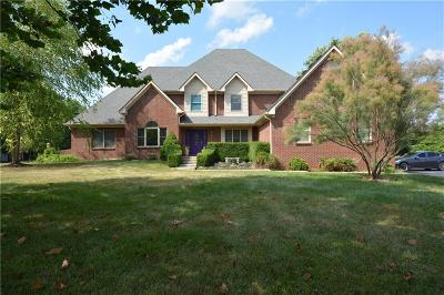 Mooresville Single Family Home For Sale: 10322 North Serenity Lane