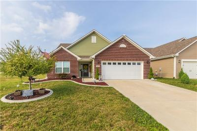 Camby Single Family Home For Sale: 8531 Pippen Place