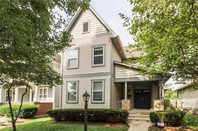 Indianapolis Single Family Home For Sale: 2306 North Talbott Street