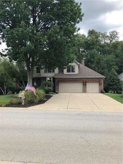 McCordsville Single Family Home For Sale: 10275 Springstone Road