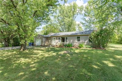 Single Family Home For Sale: 10635 Highland Drive