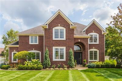 Fishers IN Single Family Home For Sale: $536,500