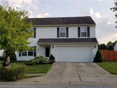 Noblesville Single Family Home For Sale: 15211 Wandering Way