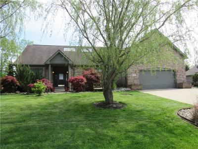 Mooresville Single Family Home For Sale: 6585 East Vista View Court