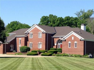 Carmel Single Family Home Sold: 11030 Queens Way Circle