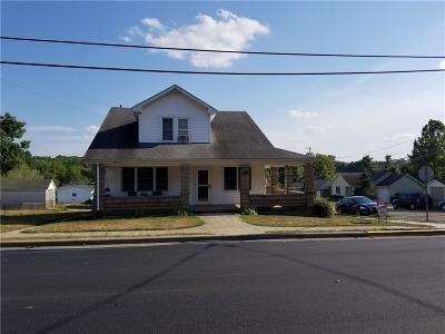Single Family Home For Sale: 22132 Main Street