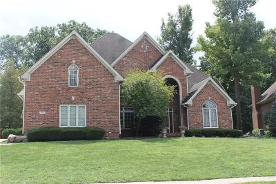 Fishers IN Single Family Home For Sale: $460,000