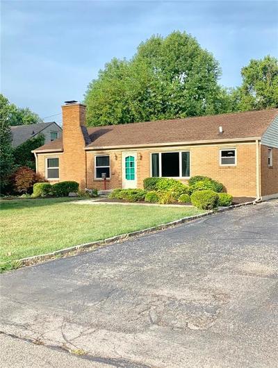 Single Family Home For Sale: 6072 Garver Road