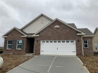 Fishers Single Family Home For Sale: 16583 Winter Meadow Drive