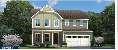 Brownsburg Single Family Home For Sale: 2853 Simsbury Lane