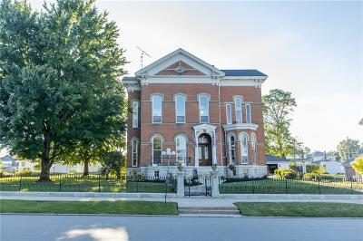 Single Family Home For Sale: 413 North Franklin Street