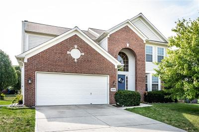Fishers IN Single Family Home For Sale: $296,900