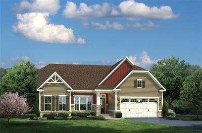 Brownsburg Single Family Home For Sale: 2841 Simsbury Lane