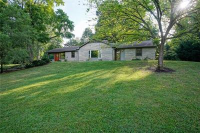 Indianapolis Single Family Home For Sale: 8101 Rosemead Lane