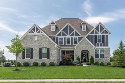 Noblesville Single Family Home For Sale: 14983 Braemar Avenue E