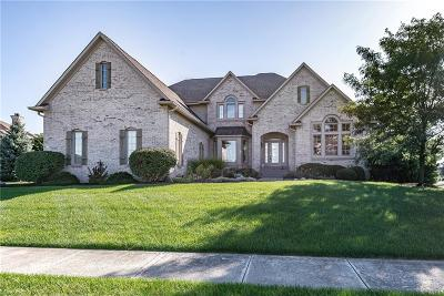 Noblesville Single Family Home For Sale: 10360 Golden Bear Way