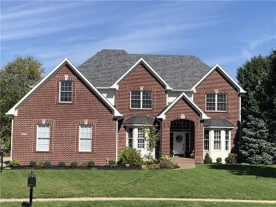 Fishers Single Family Home For Sale: 10136 Tremont Drive