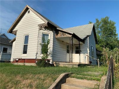 Rushville Single Family Home For Sale: 710 North Oliver Street