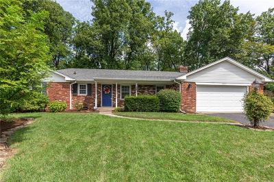 Indianapolis Single Family Home For Sale: 7257 Derstan Road