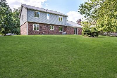 Carmel Single Family Home For Auction: 14474 Oak Ridge Road