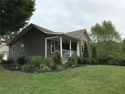 Single Family Home For Sale: 4682 East State Road 46