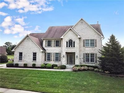 Indianapolis Single Family Home For Sale: 11135 Ravenna Way