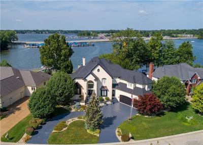 Mc Cordsville, Mccordsville Single Family Home For Sale: 12949 Water Ridge Drive