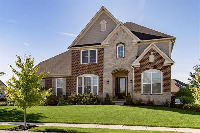 Fishers Single Family Home For Sale: 14749 Edgebrook Drive