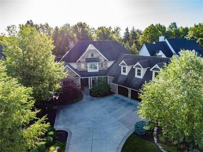 Carmel Single Family Home For Sale: 15451 Hidden Oaks Lane