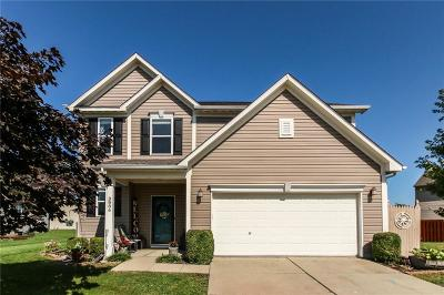Whitestown Single Family Home For Sale: 3886 White Cliff Way
