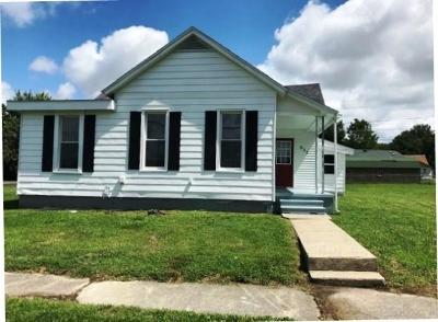 Clay County Single Family Home For Sale: 835 North Mary Patton Drive