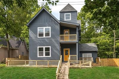 Single Family Home For Sale: 1224 North Newman Street