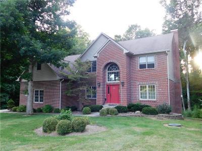 Martinsville Single Family Home For Sale: 8117 Joni Avenue