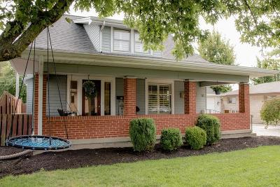 Plainfield Single Family Home For Sale: 111 Kentucky Avenue