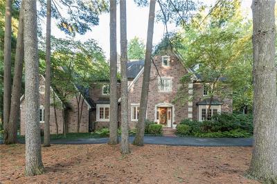 Indianapolis Single Family Home For Sale: 4502 Lakeridge Drive