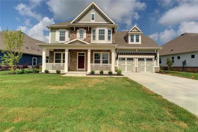 Fortville Single Family Home For Sale: 10932 Cliffside Drive