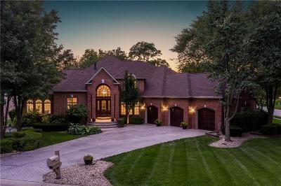 McCordsville Single Family Home For Sale: 9849 Springstone Road
