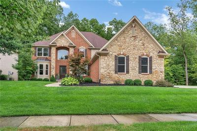Fishers Single Family Home For Sale: 11249 Idlewood Drive