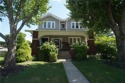 Single Family Home For Sale: 500 North Walnut Street