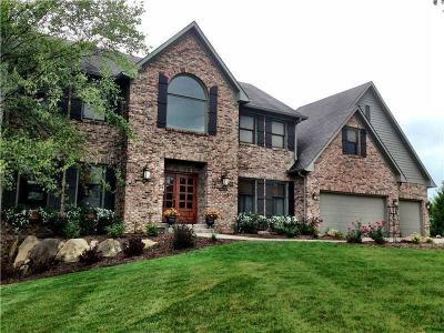 Mc Cordsville, Mccordsville Single Family Home For Sale: 10334 Springstone Road