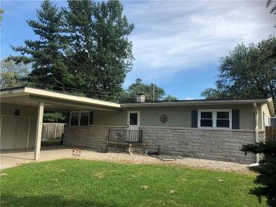 Shelbyville Single Family Home For Sale: 933 West Highland Drive