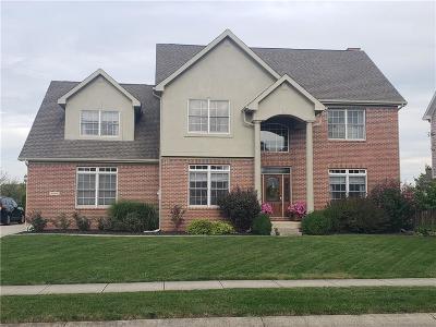McCordsville Single Family Home For Sale: 9896 Soaring Eagle Lane