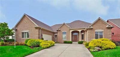 Carmel Single Family Home For Sale: 13978 Inglenook Lane
